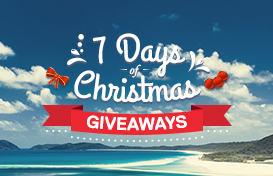 7 Days of Christmas Giveaways