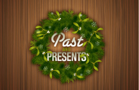Interflora - Past & Presents